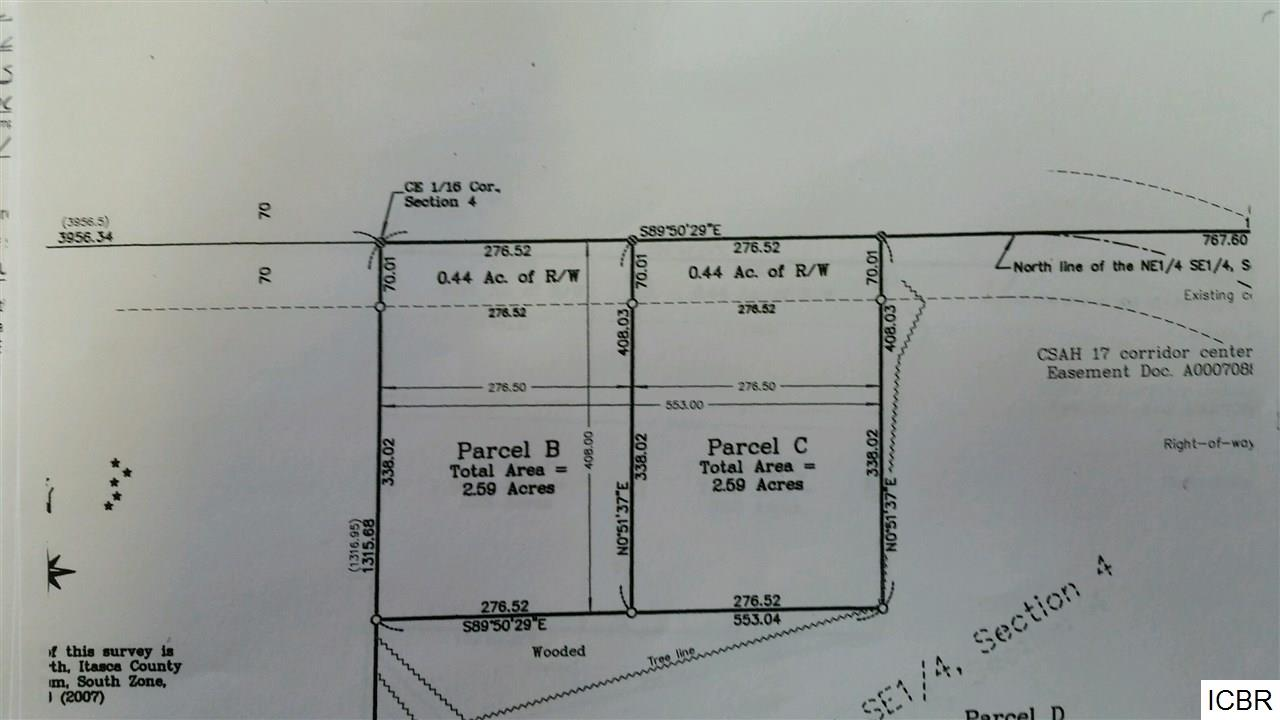 TBD  COUNTY RD 17 Cohasset, MN 55721