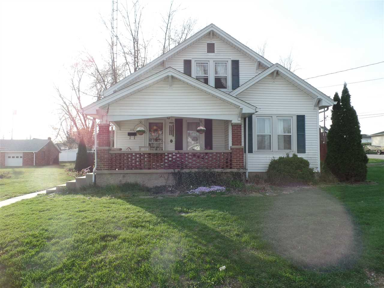 Photo of 220 N High Street  Brownstown  IN