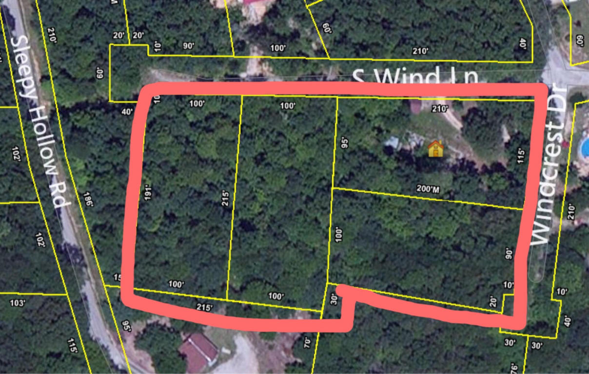 S Wind Ln, Jamestown, TN 38556