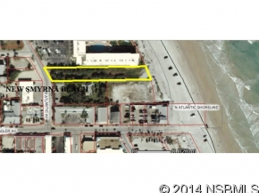 Land for Sale, ListingId:26977338, location: 105 North Atlantic Ave New Smyrna Beach 32169