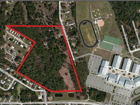 Land for Sale, ListingId:35102636, location: 902 Ingham Rd New Smyrna Beach 32168