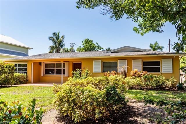 665 Broad AVE S, Naples, Florida