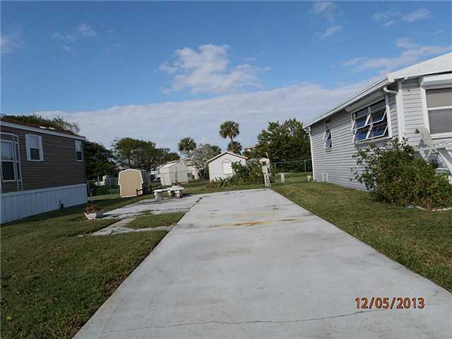 Land for Sale, ListingId:29960220, location: 10851 S Ocean #41 DR Jensen Beach 34957