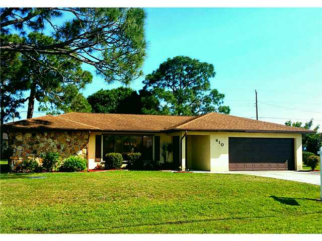 410 Se Verada Ave, Port Saint Lucie, FL 34983