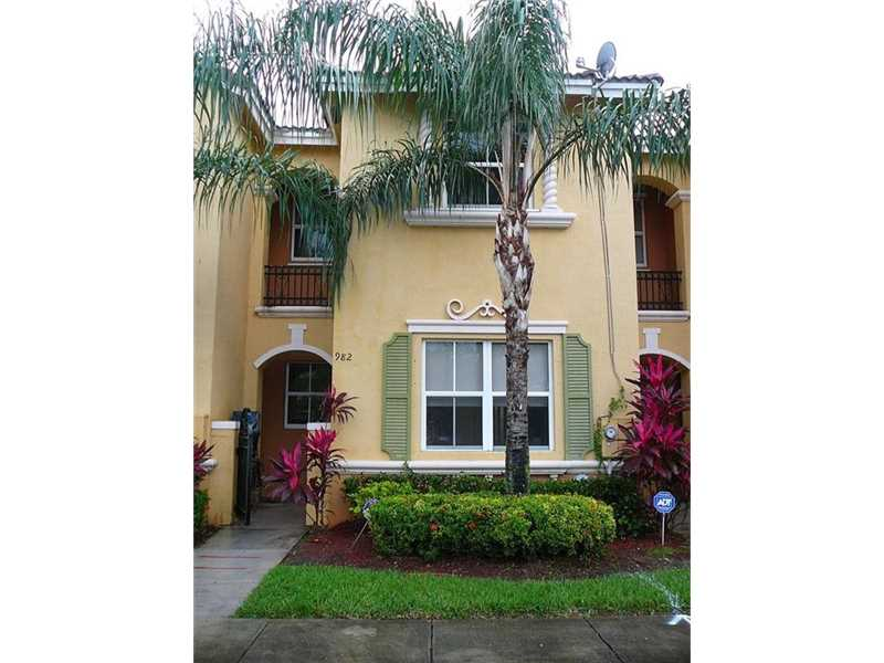 Rental Homes for Rent, ListingId:36879196, location: 982 NE 42nd Ter # 982 Homestead 33033