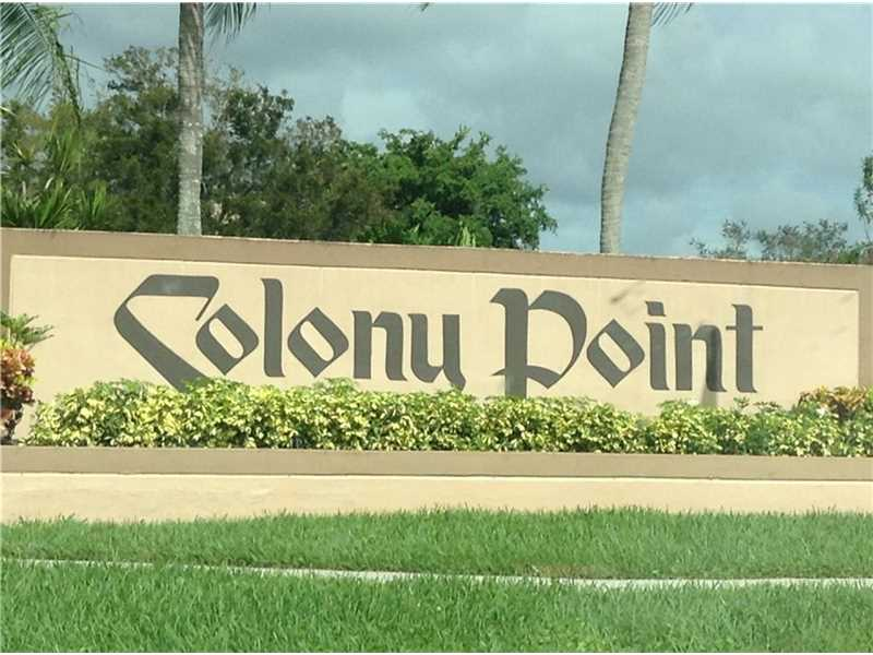 Photo of 1101 Colony Point Cir 516  Pembroke Pines  FL