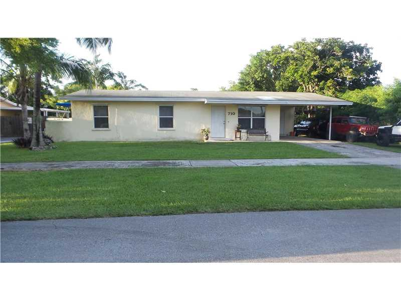 Photo of 710 SW 4th Ter  Florida City  FL