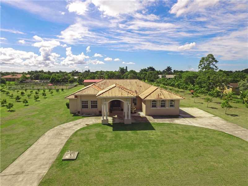 Photo of 20800 SW 244th St  Homestead  FL