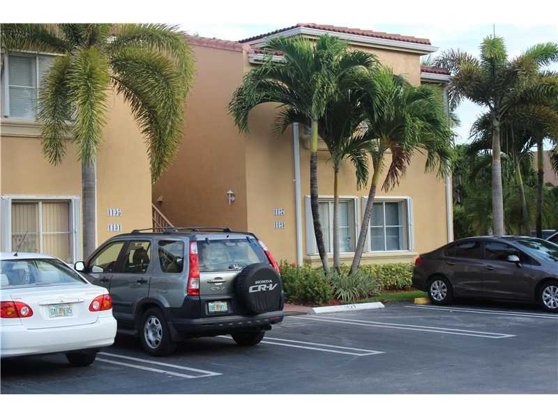 Photo of 1123 NW 124th Ct 110  Miami  FL