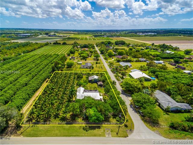 28525 Sw 202 Ave. Homestead, FL 33030