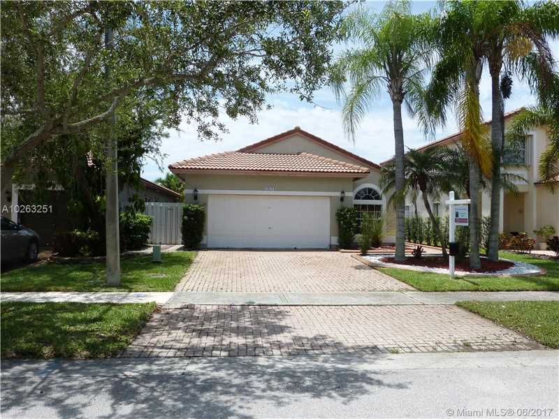 Photo of 19224 NW 14th St  Pembroke Pines  FL