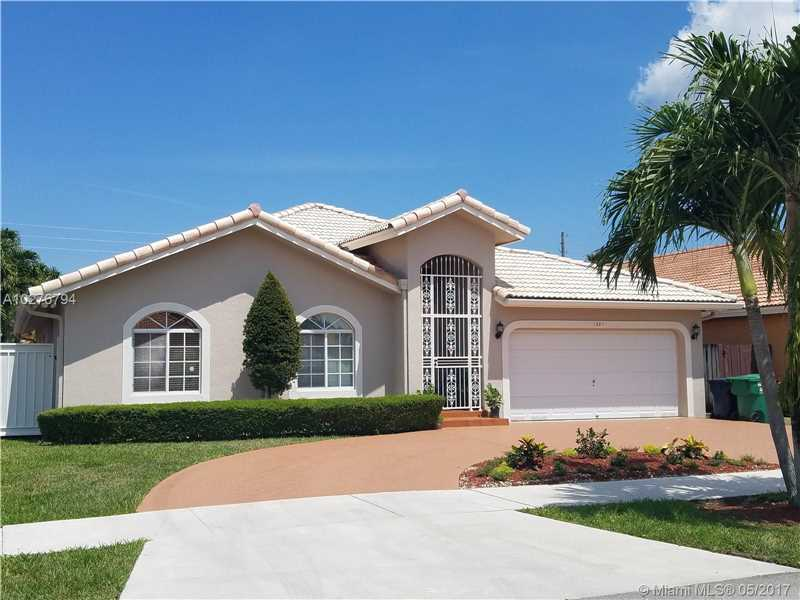 Photo of 1321 SW 142nd Ct  Miami  FL