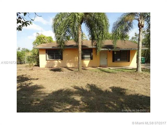 Photo of 39101 SW 209th Ave  Homestead  FL