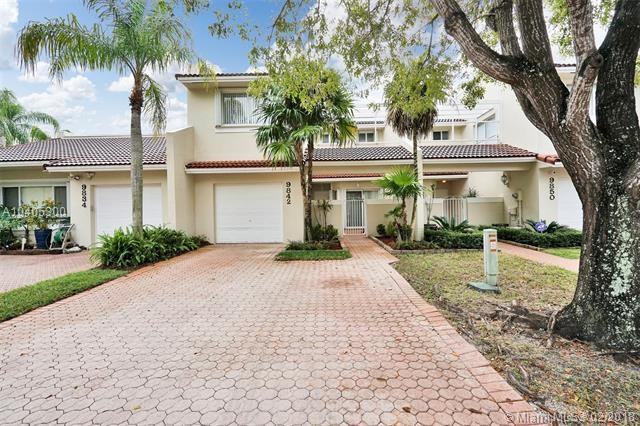 9842 NW 43rd Ter  #9842 Doral, FL 33178