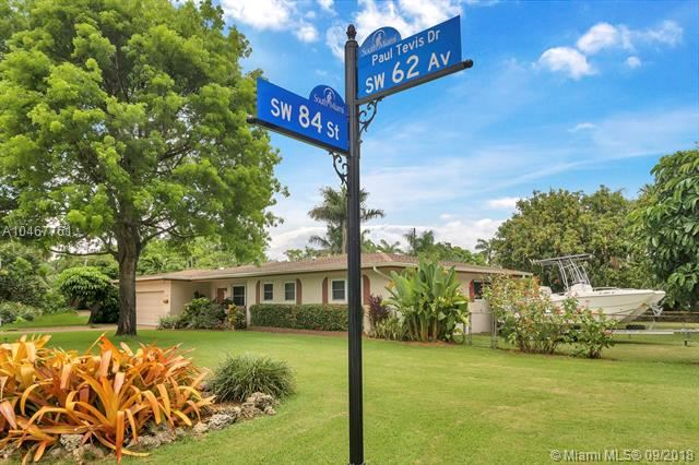 8377 SW 62nd Ave, South Miami Price Reduced for Sale