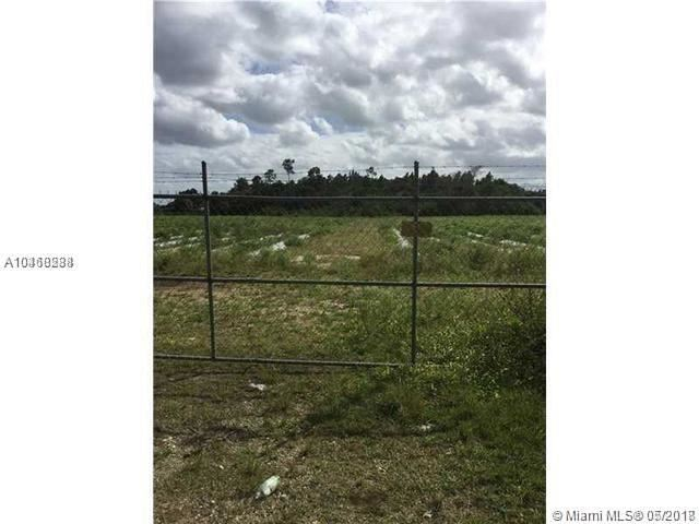 203 Ave (Approx) SW 344 St, Homestead, Florida