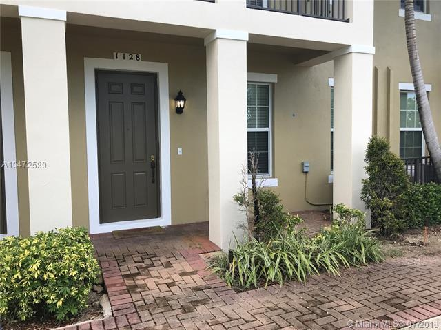 1128 SW 146th Ter, Pembroke Pines in  County, FL 33027 Home for Sale