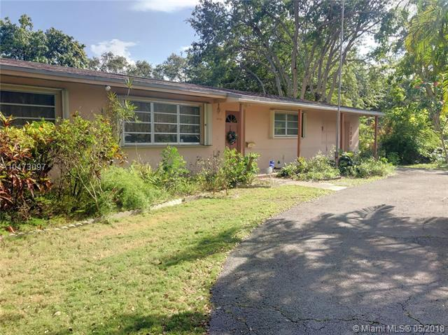 7800 SW 98th St, Pinecrest in  County, FL 33156 Home for Sale