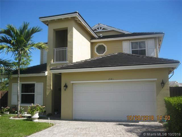 241 NE 33rd Ter, Homestead, Florida