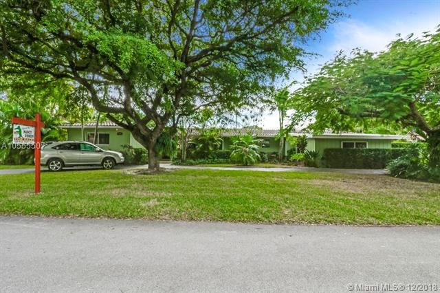 5540 SW 85  ST, South Miami Cul De Sac for Sale