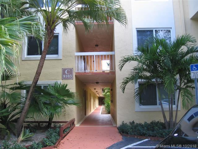 8103 Camino Real  #C-211, South Miami Condo for Sale