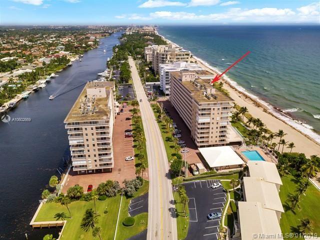1051 Hillsboro Mile  #302E Hillsboro Beach, FL 33062