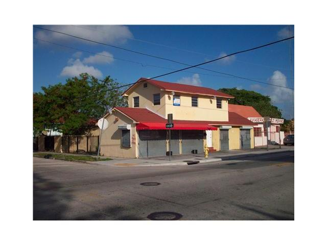 100 NW 8th Ave, Miami, FL 33128