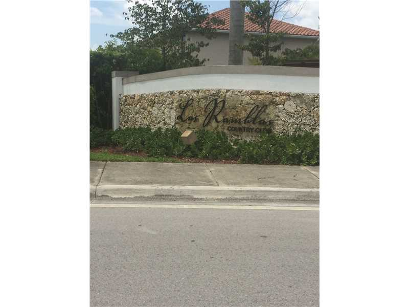 Rental Homes for Rent, ListingId:33324103, location: 9762 NW 8 TE Miami 33172