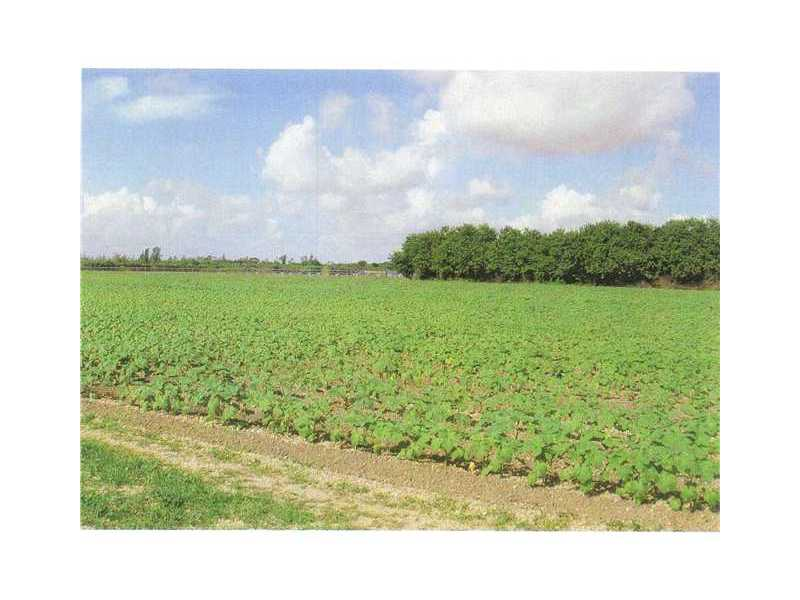 1.25 acres Homestead, FL