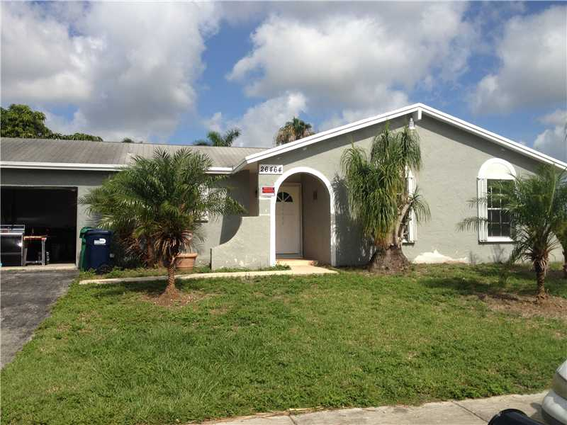 Rental Homes for Rent, ListingId:28809494, location: 26464 SW 124 CT Homestead 33032