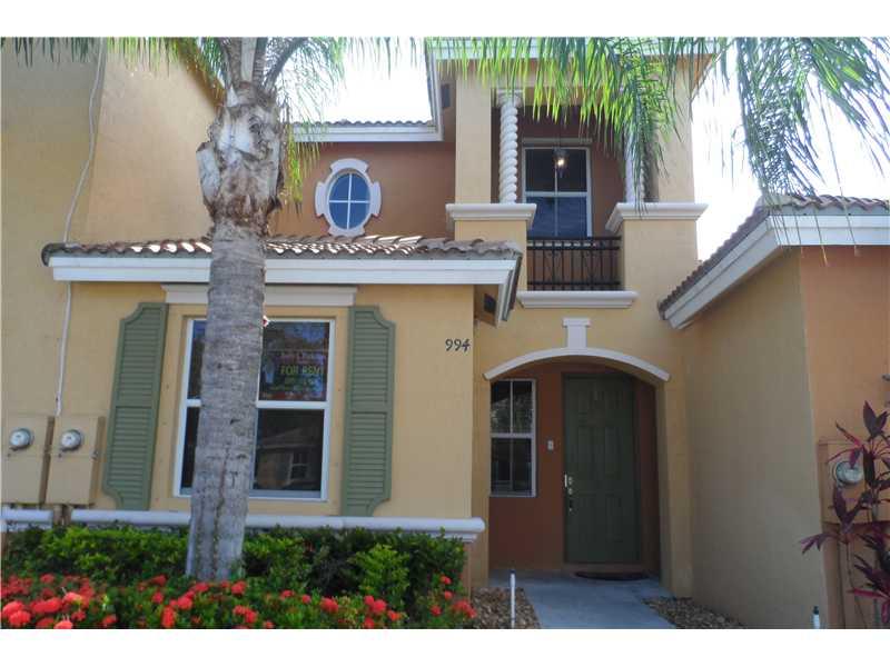 Rental Homes for Rent, ListingId:29402126, location: 994 NE 42 TE 0 Homestead 33033