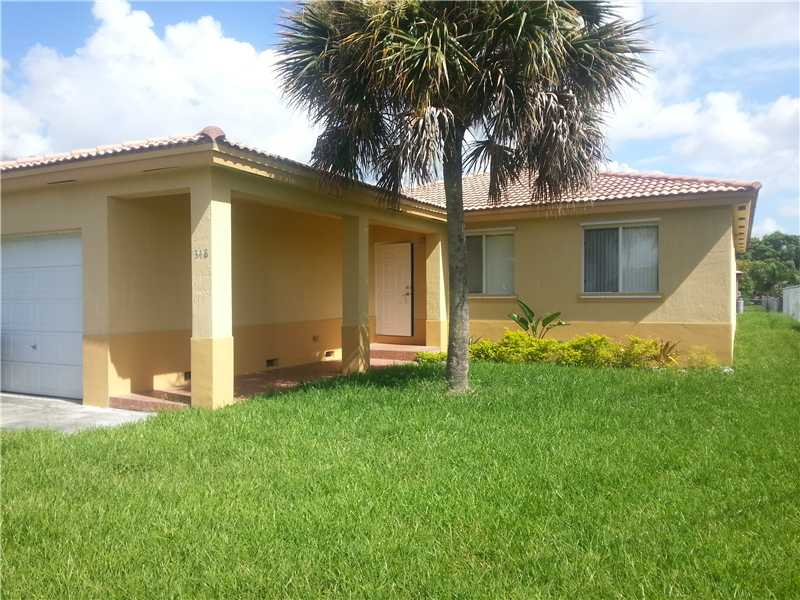 348 NW 1st St, Florida City, FL 33034