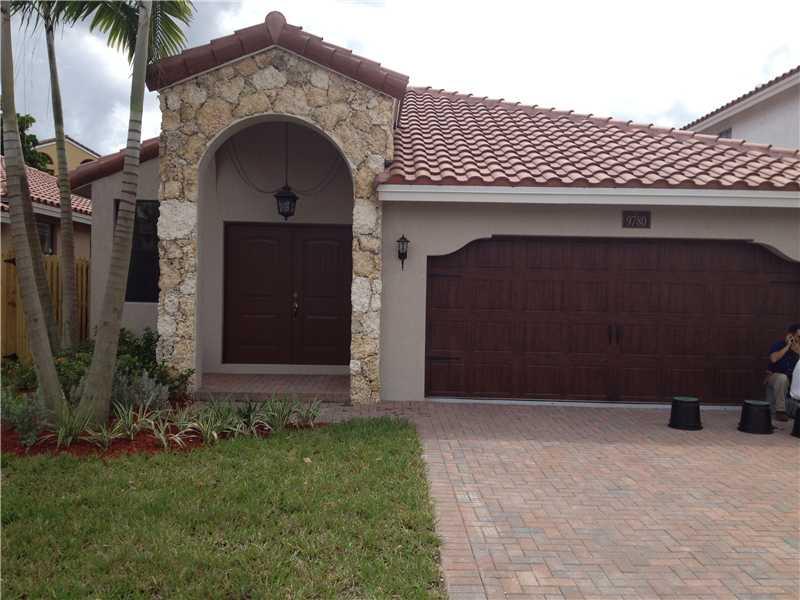 Rental Homes for Rent, ListingId:29638820, location: 9780 NW 8 TE Miami 33172