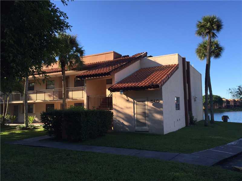 Rental Homes for Rent, ListingId:30629323, location: 510 W PARK DR 202 Miami 33172