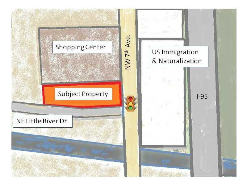 NW 7th Ave, Miami, FL 33150