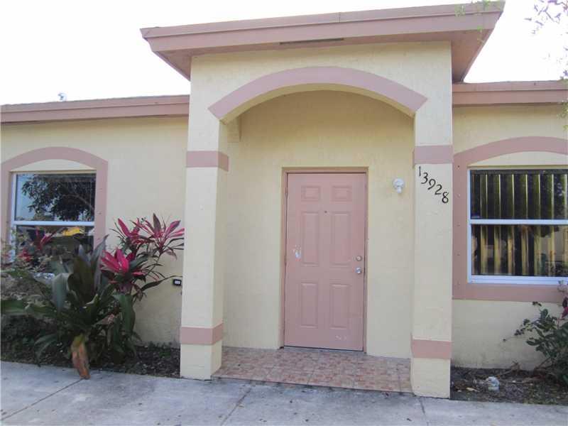 Rental Homes for Rent, ListingId:31321650, location: 13928 SW 283 TE 13928 Homestead 33033