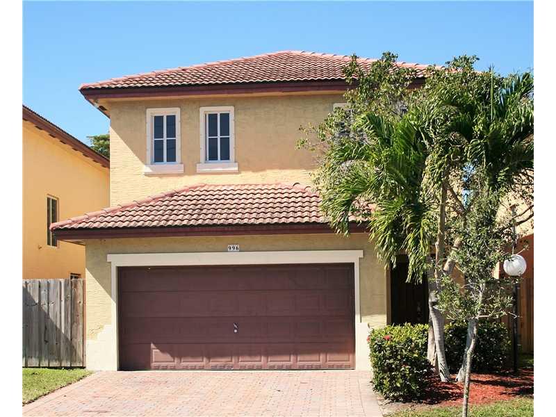 Rental Homes for Rent, ListingId:31634328, location: 996 NE 41 TE Homestead 33033