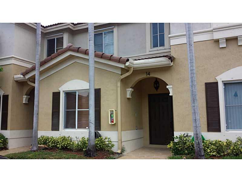 Rental Homes for Rent, ListingId:33437247, location: 8850 W FLAGLER ST 14 Miami 33174