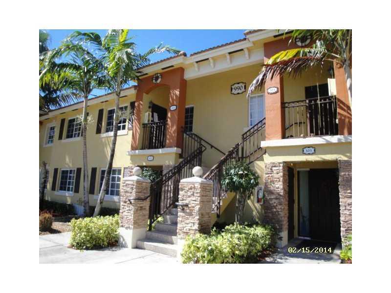 Rental Homes for Rent, ListingId:36022934, location: 990 NE 33 TE 102 Homestead 33033