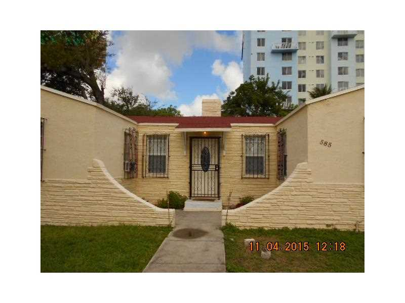 Rental Homes for Rent, ListingId:36128217, location: 585 35 ST Miami 33127
