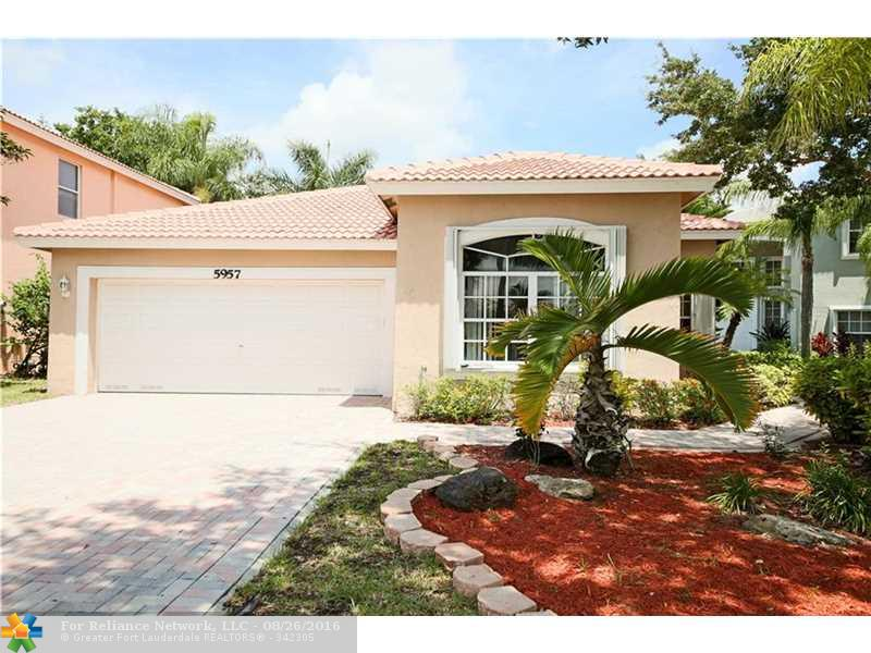 Photo of 5957 NW 77th Dr  Parkland  FL