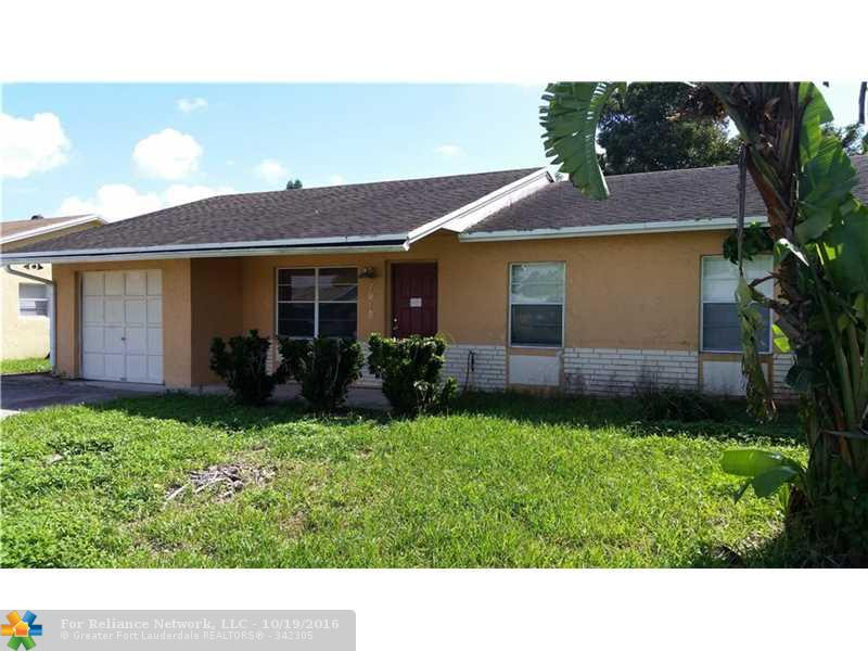 Single-Family Home - North Lauderdale, FL (photo 1)