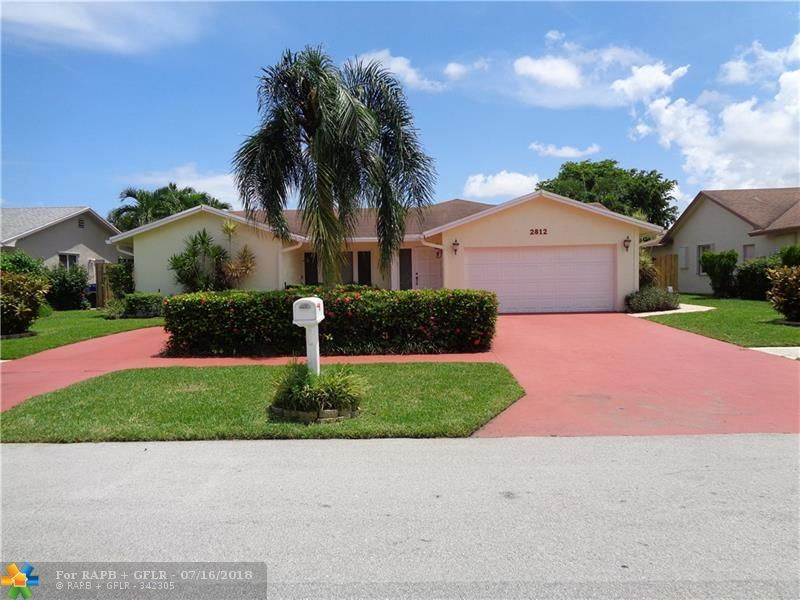 2812 SW 13th Ct Deerfield Beach, FL 33442