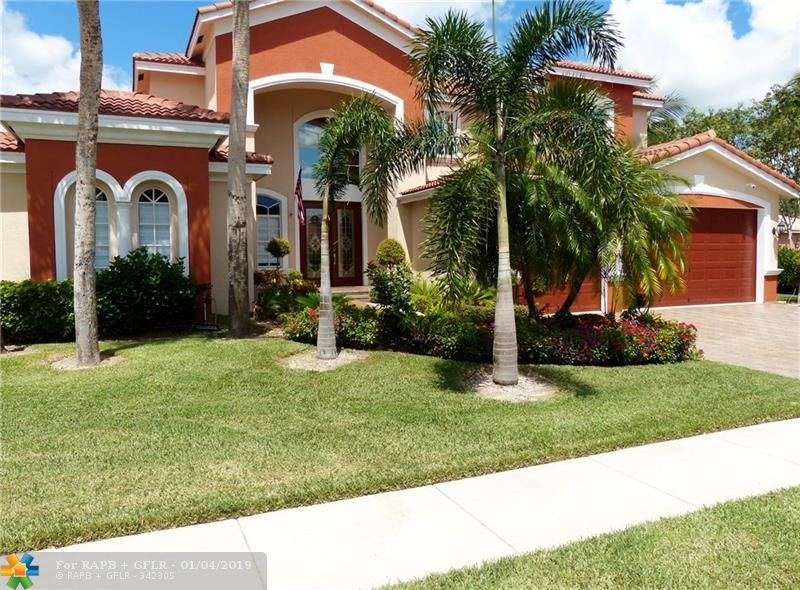 7202 Via Abruzzi Lake Worth, FL 33467