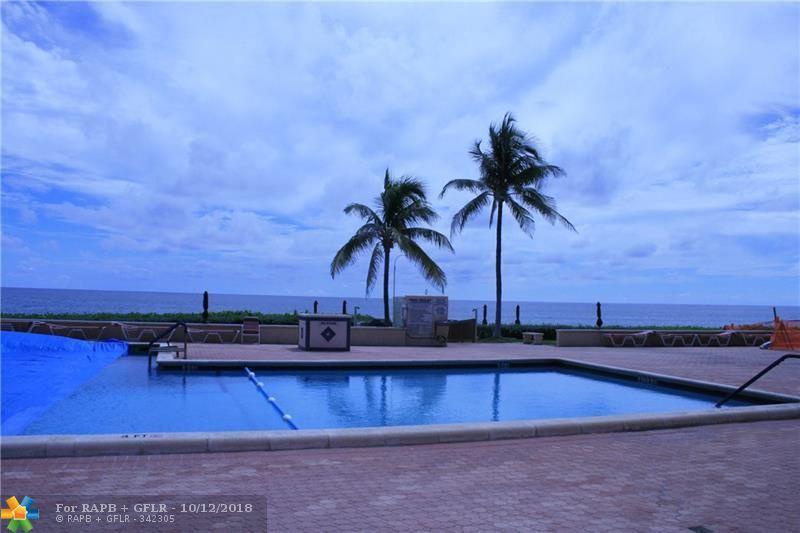 1147 Hillsboro Mile #803 Hillsboro Beach, FL 33062