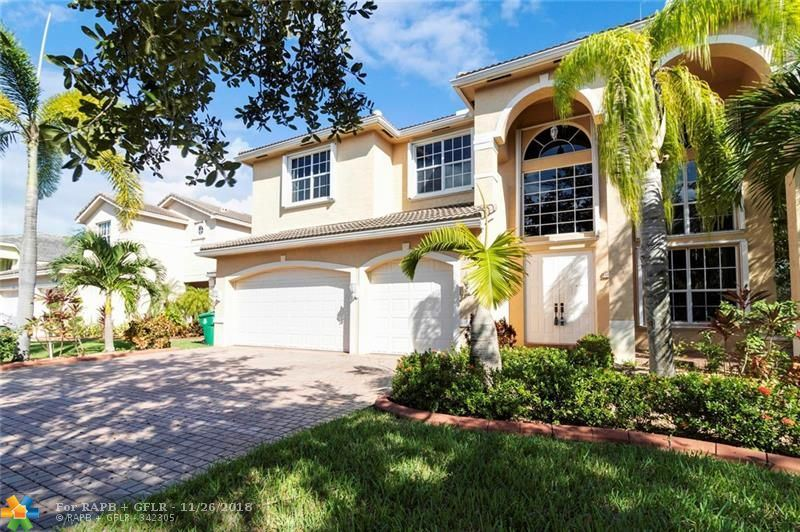 5463 SW 186th Way, Miramar, Florida