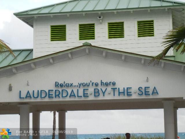 1900 Oceanwalk Ln #119, Lauderdale by the Sea in  County, FL 33062 Home for Sale