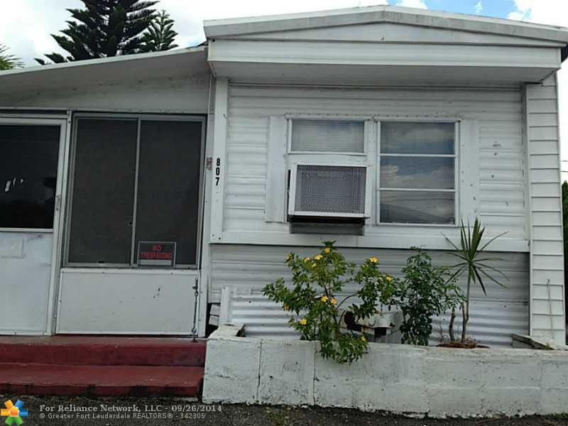 Rental Homes for Rent, ListingId:30066070, location: 807 SW 1 CT 61 Hallandale 33009