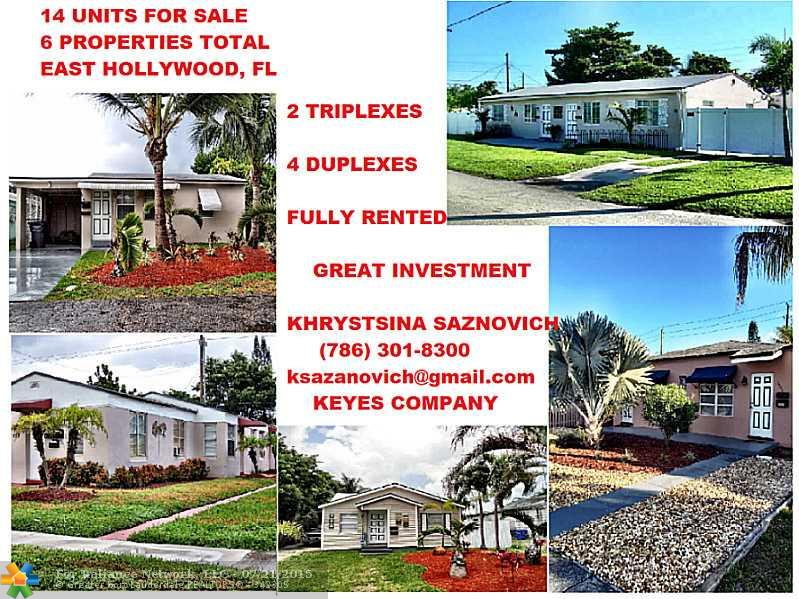 Real Estate for Sale, ListingId: 34478607, Hollywood,FL33020
