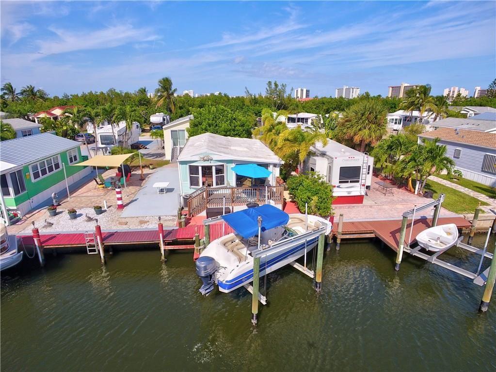 10851 S Ocean Drive 88, Jensen Beach in  County, FL 34957 Home for Sale